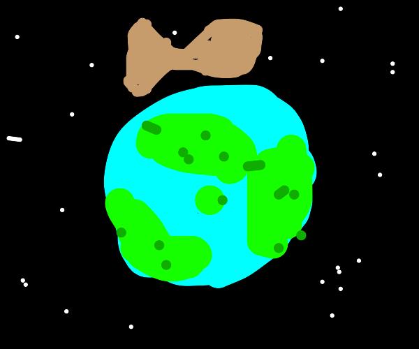 Fish on earth