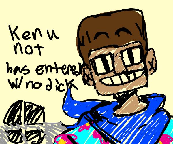 Ken from smash bros