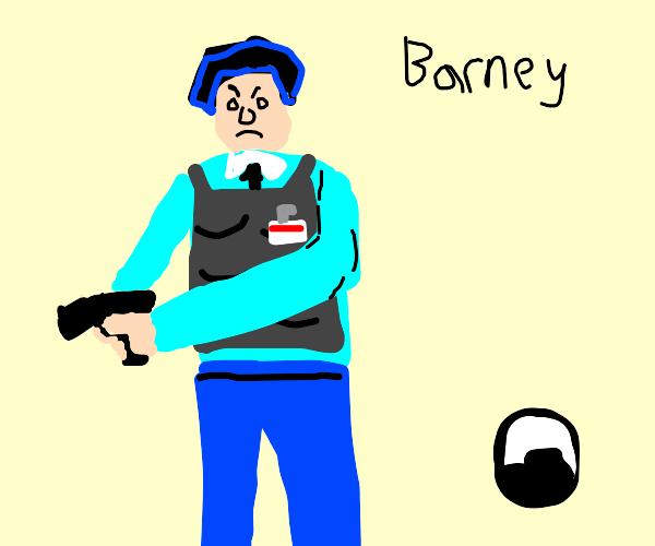 Barney the Human