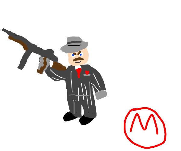 Mob Boss Mario