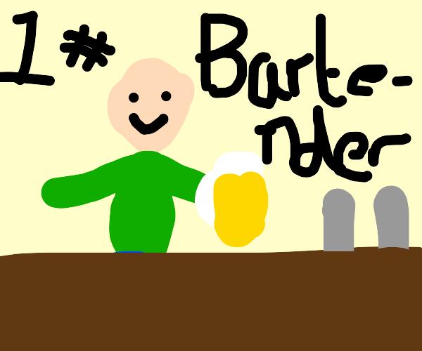 #1 Bartender