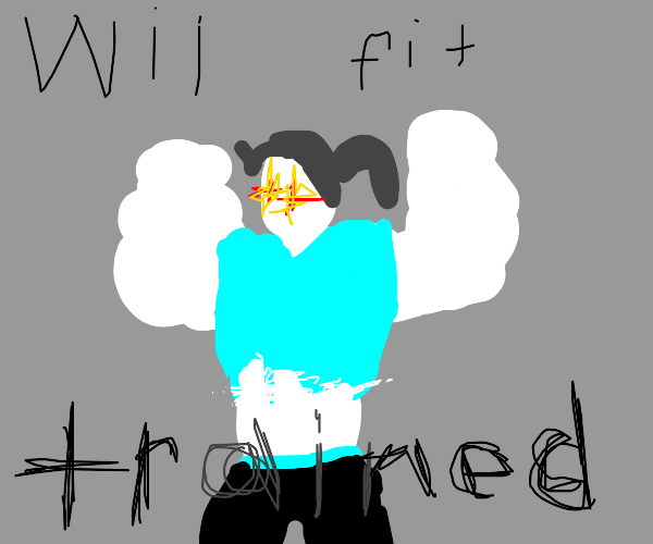 Buff Wii Fit Trainer
