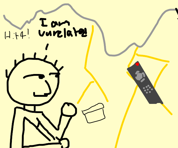 Remote in a Thunderstorm