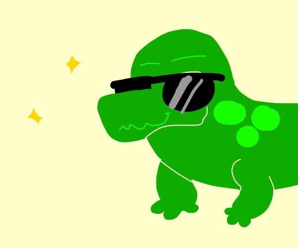 alligator lookin fine as hell