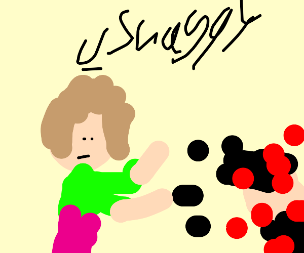 Shaggy vs Chuck Norris