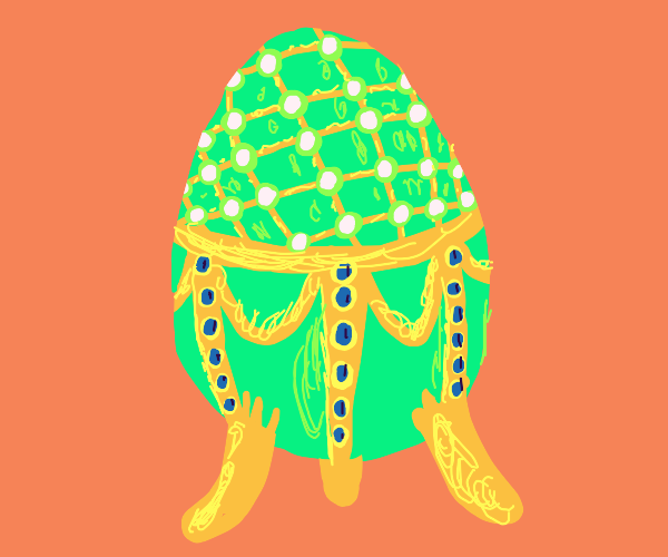 A Fabergé Egg
