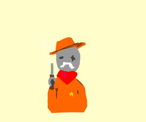 Robot Sheriff