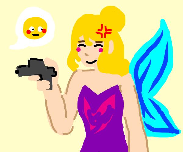 the gun fairy