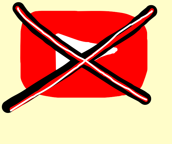 YouTube is over