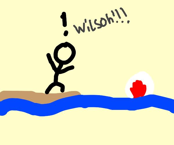 WHERE IS WILSON?