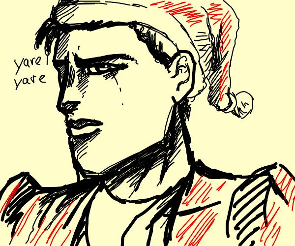 Jojo's Christmas adventure