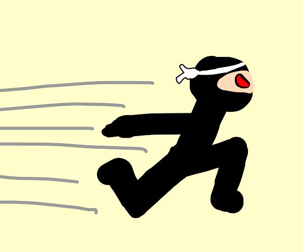 sonic ninja