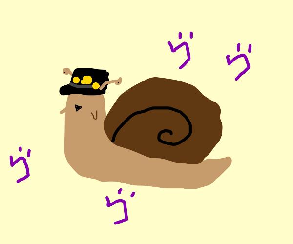 Snail but Jojo