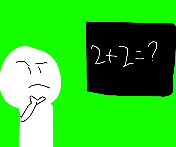 Impossible Math Problem