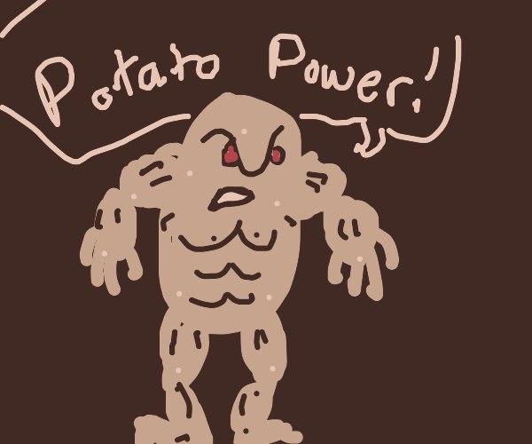 buff potato