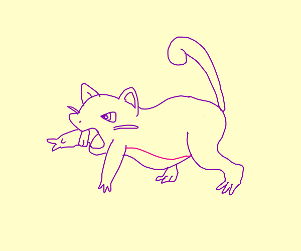 The rattata guy from pokemon