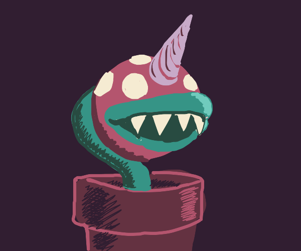 kyoot piranha plant