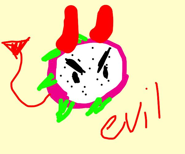 Evil Dragonfruit