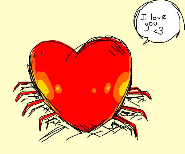 Heart Spider