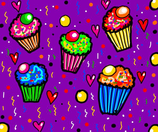 Cupcake Dimension