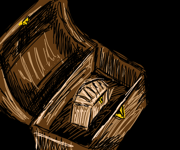 Chest inside a chest