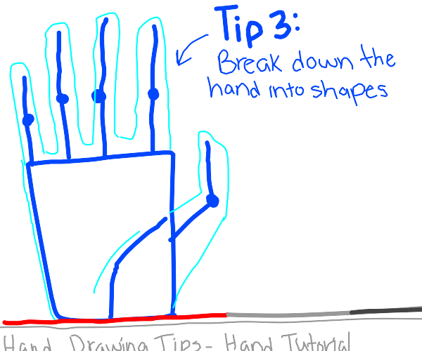 thoes drawing tips videos