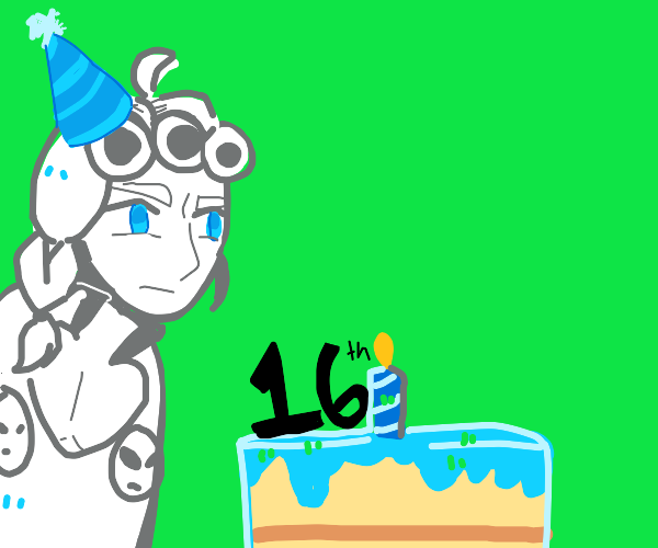 Giorno's birthday