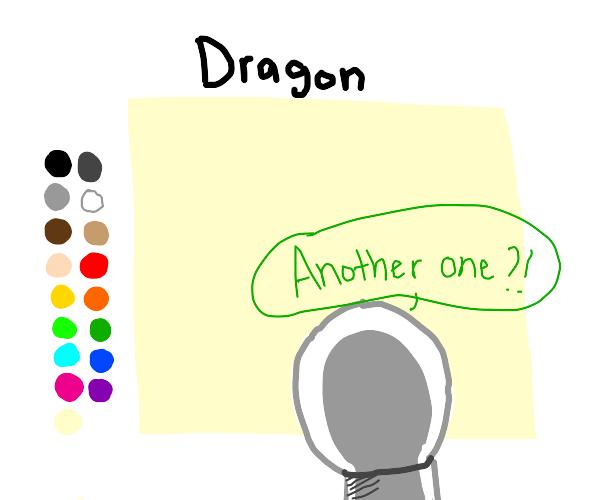 Not another game about dragons