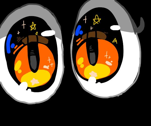 Starry Night eyes