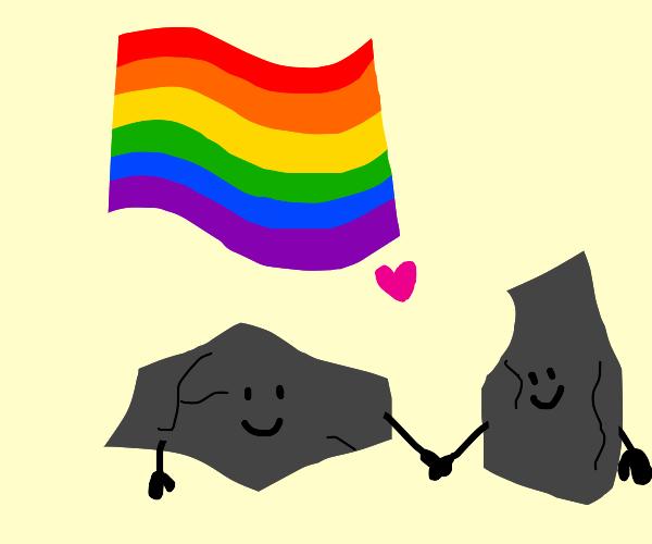 gay rocks