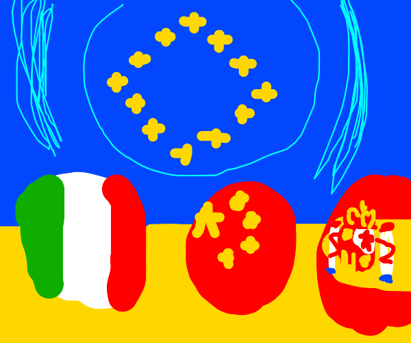 Europe has misplaced Italy