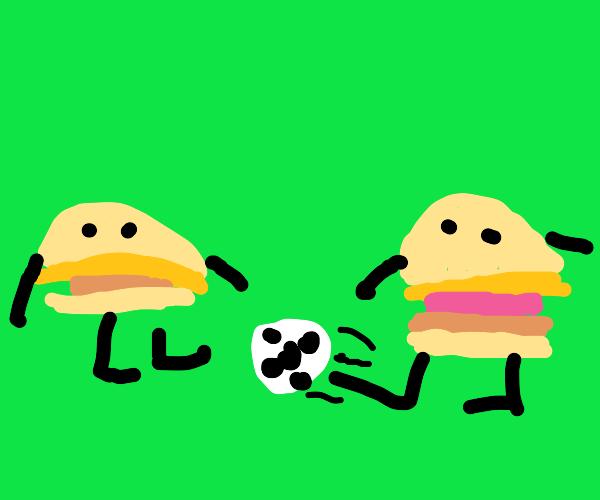 hamburger soccer