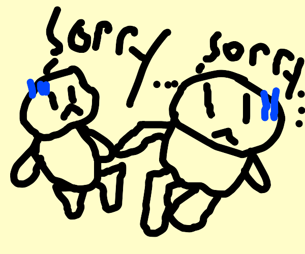 two sorry dudes