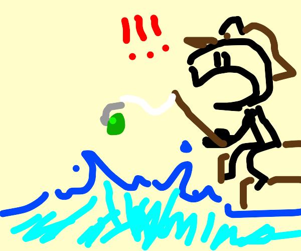Fishing for Peas