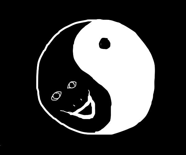 Yin and... Barney?
