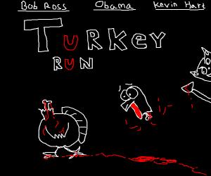 Turkey-themed horror movie