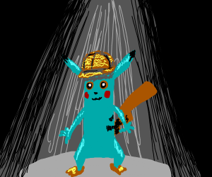 Perry the platypus is pikachu