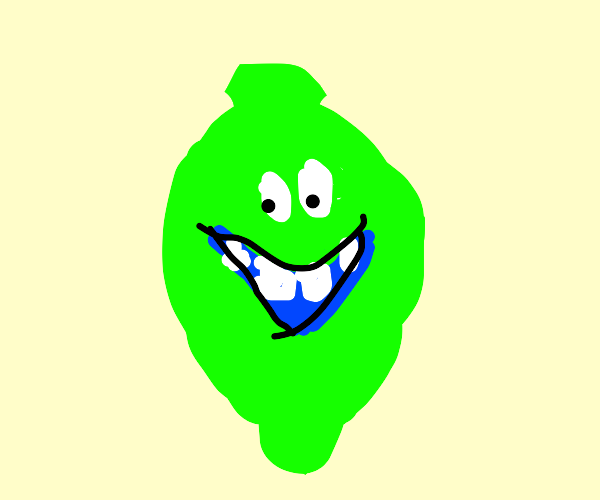loud mouth lime