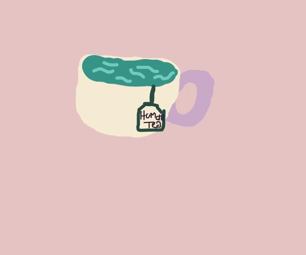 Human tea