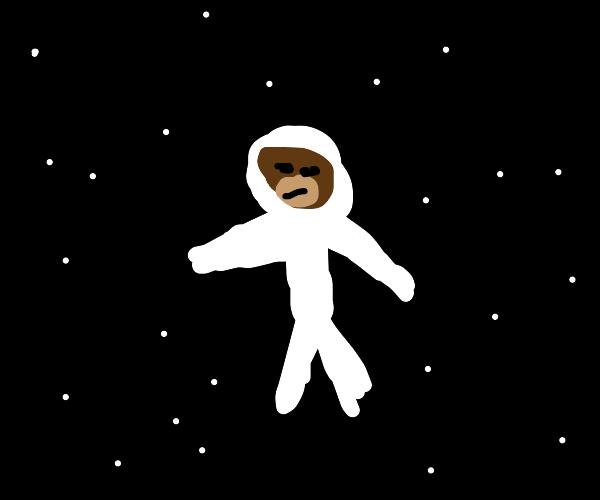 Space Bigfoot