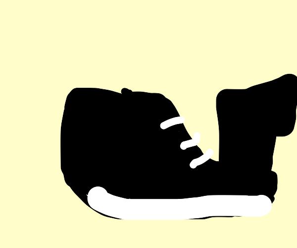 A foot shooter
