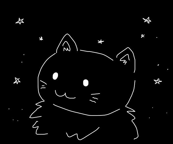 space cat!!!