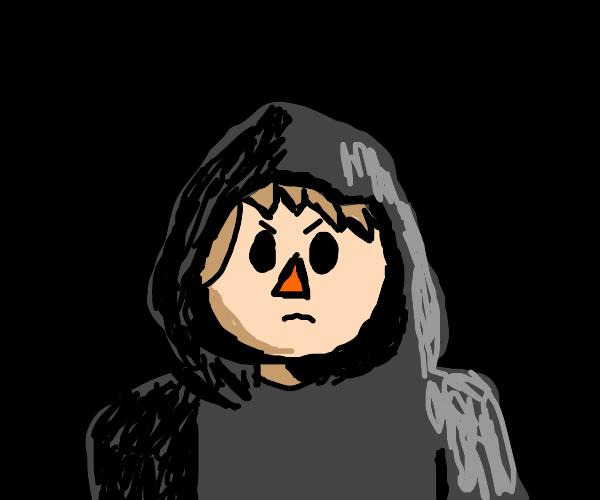 Drawception Reed as Emperor Palpatine