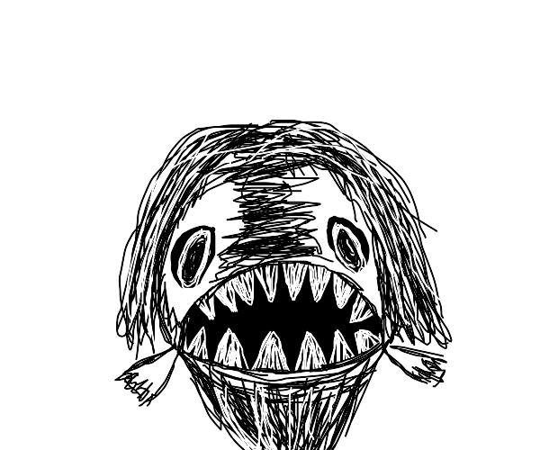 Piranha god
