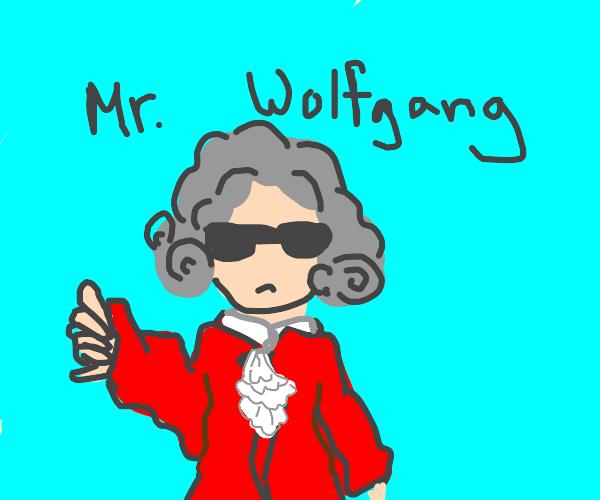 mr. wolfgang