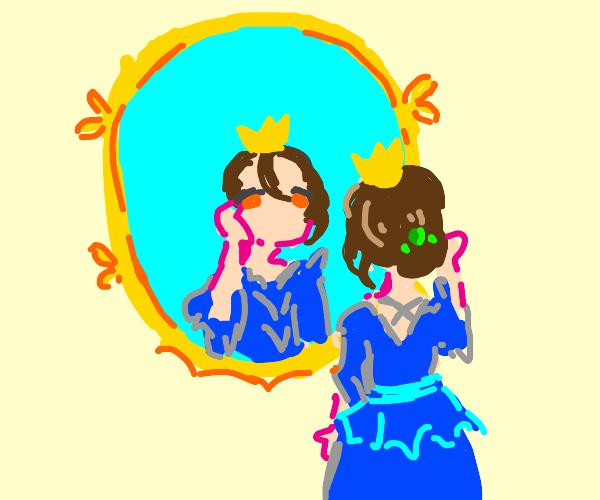 Queen's reflection