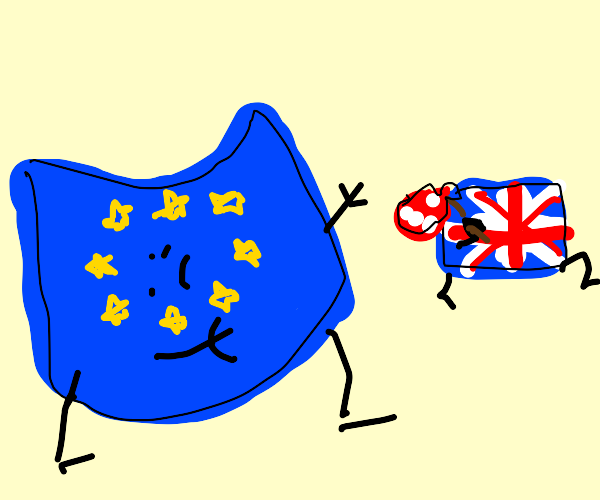 EU doesn't want UK to leave :'(