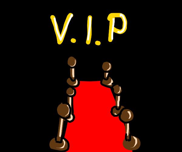 V.I.P club