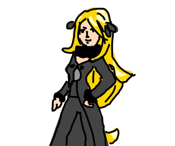 Champion Cynthia (Pokemon)