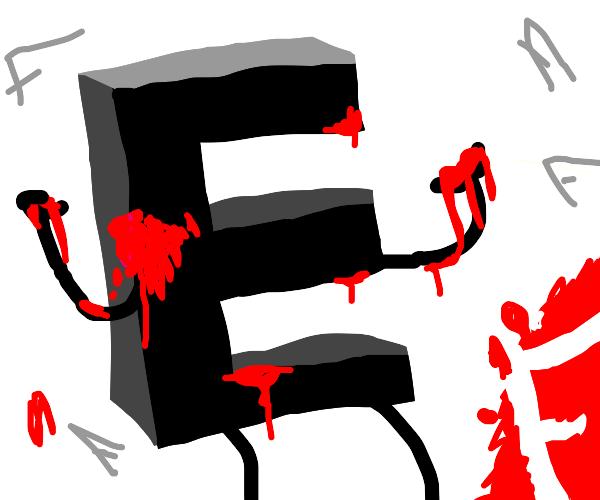 """BLOODY """"E"""""""